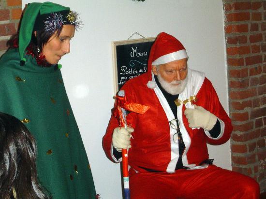 Noël 2009 A FILA FIL